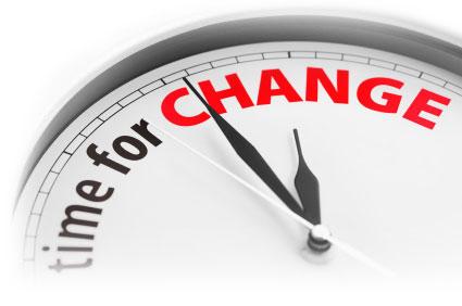 Време је за промене